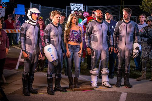 Lazer Team Director's Cut Blu-ray Review Szene 1