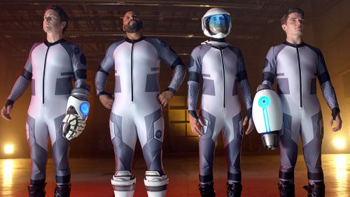 Lazer Team Director's Cut Blu-ray Review Szene 4
