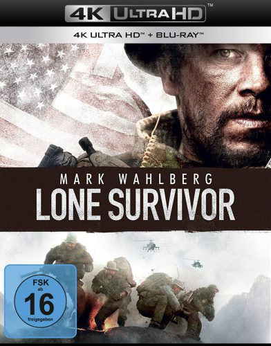 Lone Survivor 4K UHD Blu-ray Review Cover