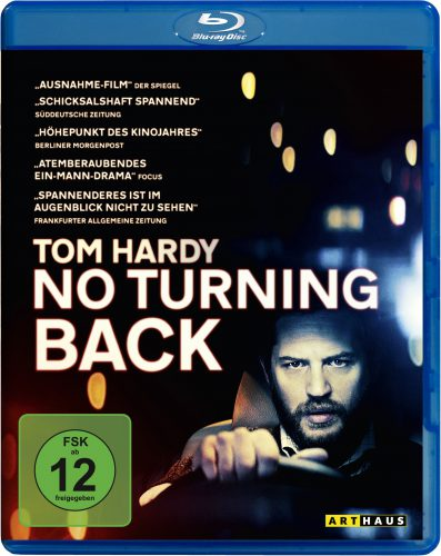 No Turning Back Blu-ray Review Cover