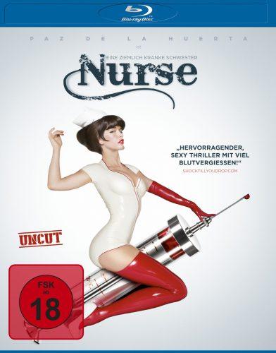 Nurse 3D - Eine ziemlich kranke Schwester Blu-ray Review Cover