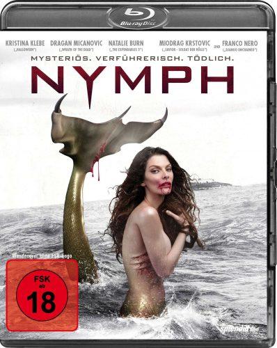 Nymph - Mysteriös. Verführerisch. Tödlich. Blu-ray Review Cover