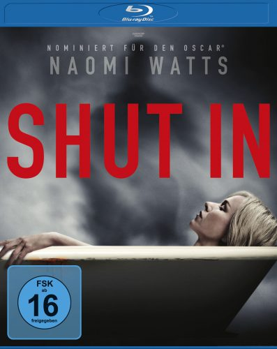 Shut in Blu-ray Review Cover
