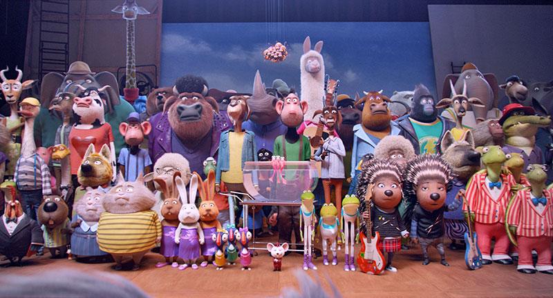 Sing Blu-ray Review Szene 3