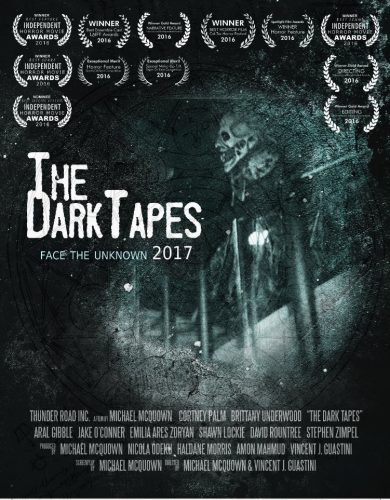 The Dark Tapes Review Cover