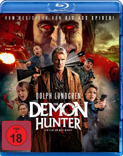 The Demon Hunter Blu-ray Review Cover