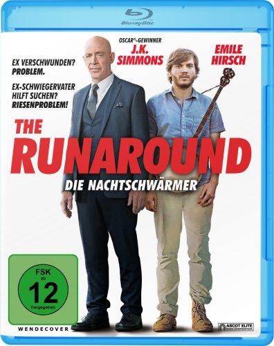 The Runaround - Die Nachtschwärmer Blu-ray Review Cover