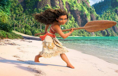 Vaiana - Das Paradies hat einen Haken 3D Blu-ray Review Szene 10