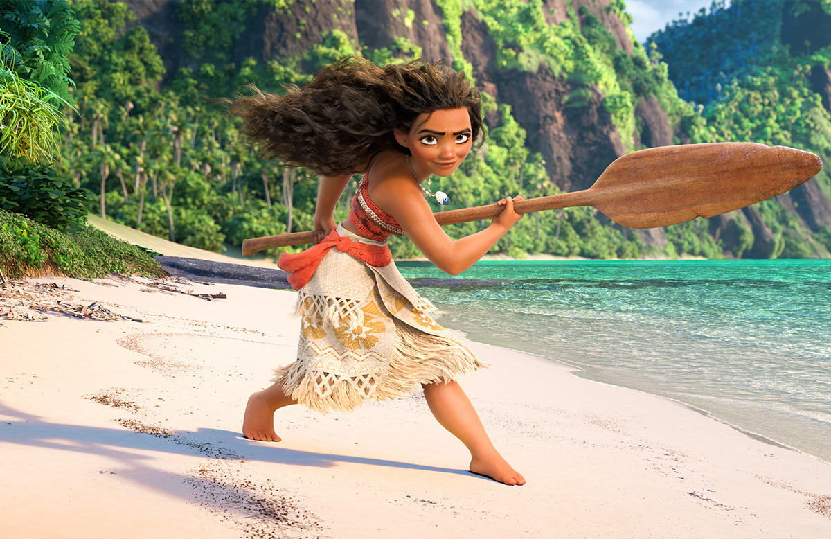 3d Blu Ray Kritik Vaiana Das Paradies Hat Einen Haken Hd Review