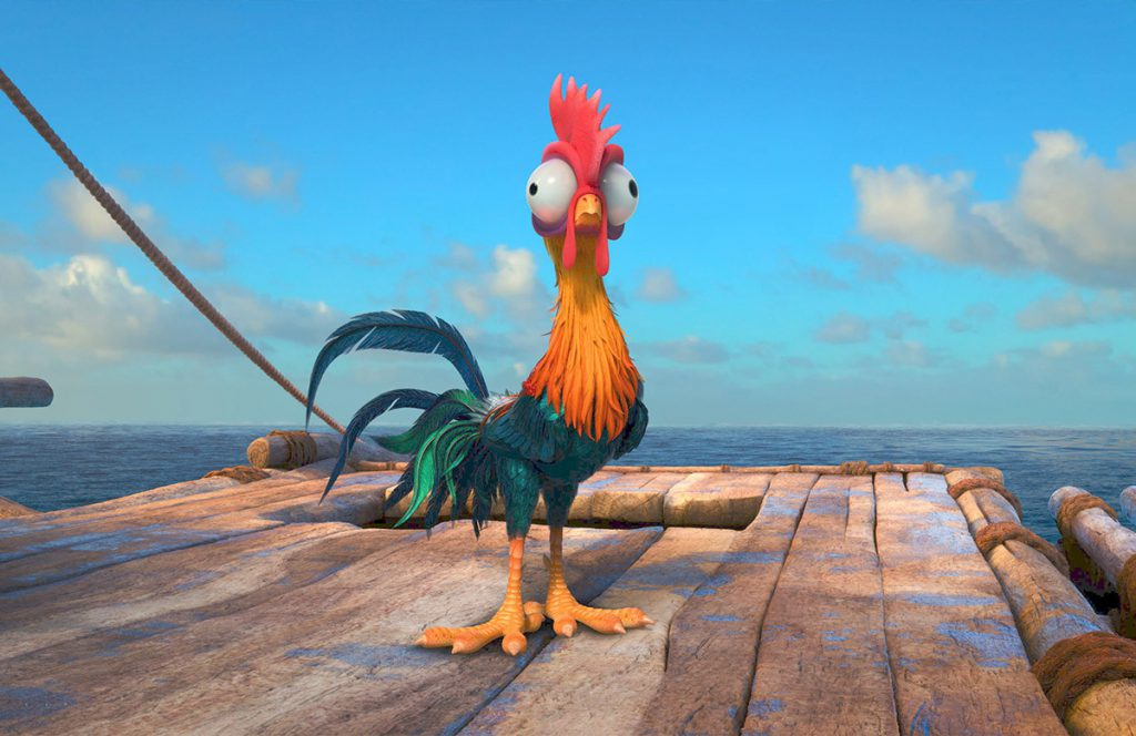 Vaiana - Das Paradies hat einen Haken 3D Blu-ray Review Szene 12