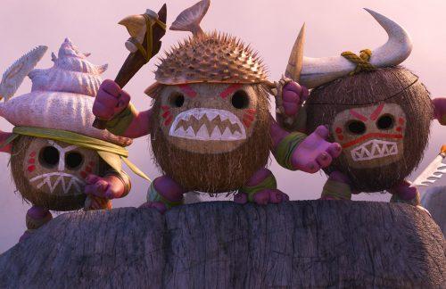 Vaiana - Das Paradies hat einen Haken 3D Blu-ray Review Szene 13