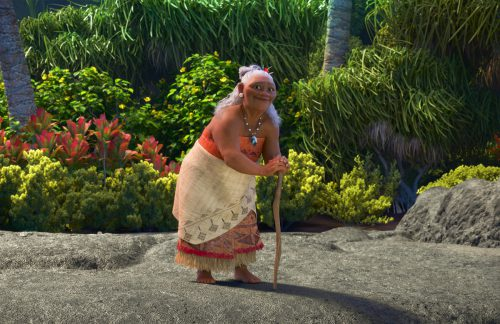 Vaiana - Das Paradies hat einen Haken 3D Blu-ray Review Szene 15