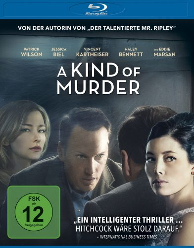 A Kind of Murder Blu-ray Review Cover