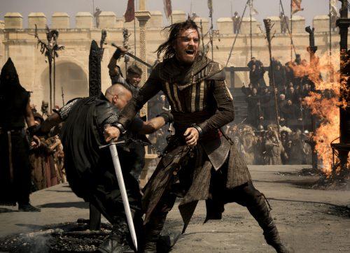 Assassin's Creed 4K UHD Blu-ray Review Szene 3