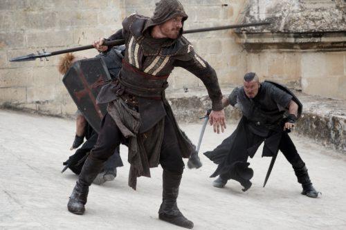 Assassin's Creed 4K UHD Blu-ray Review Szene 4