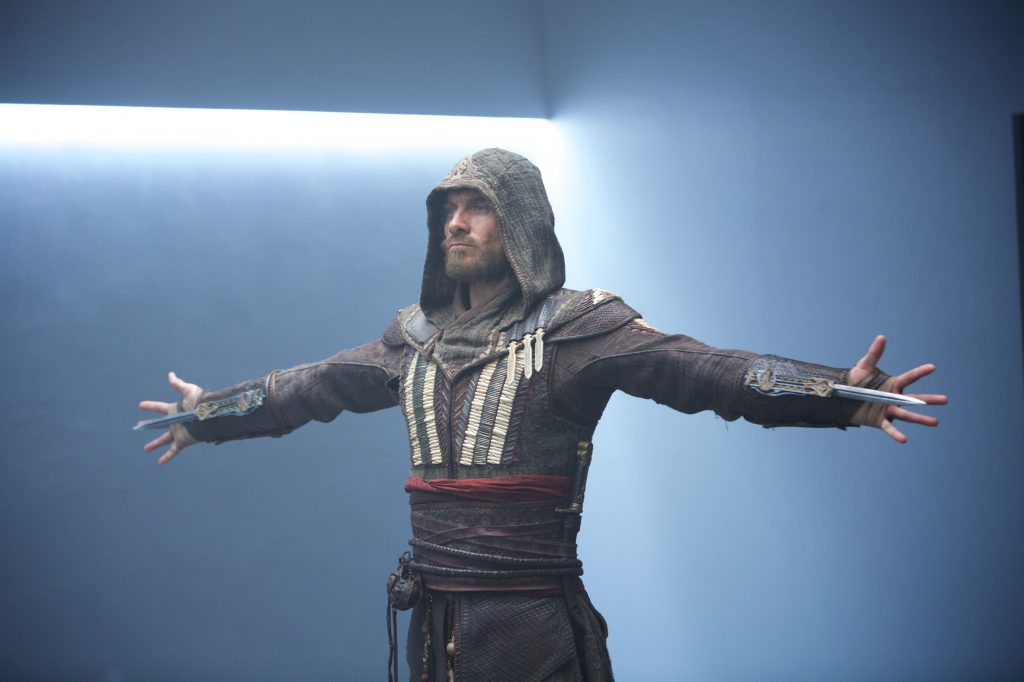 Assassin's Creed 4K UHD Blu-ray Review Szene 5