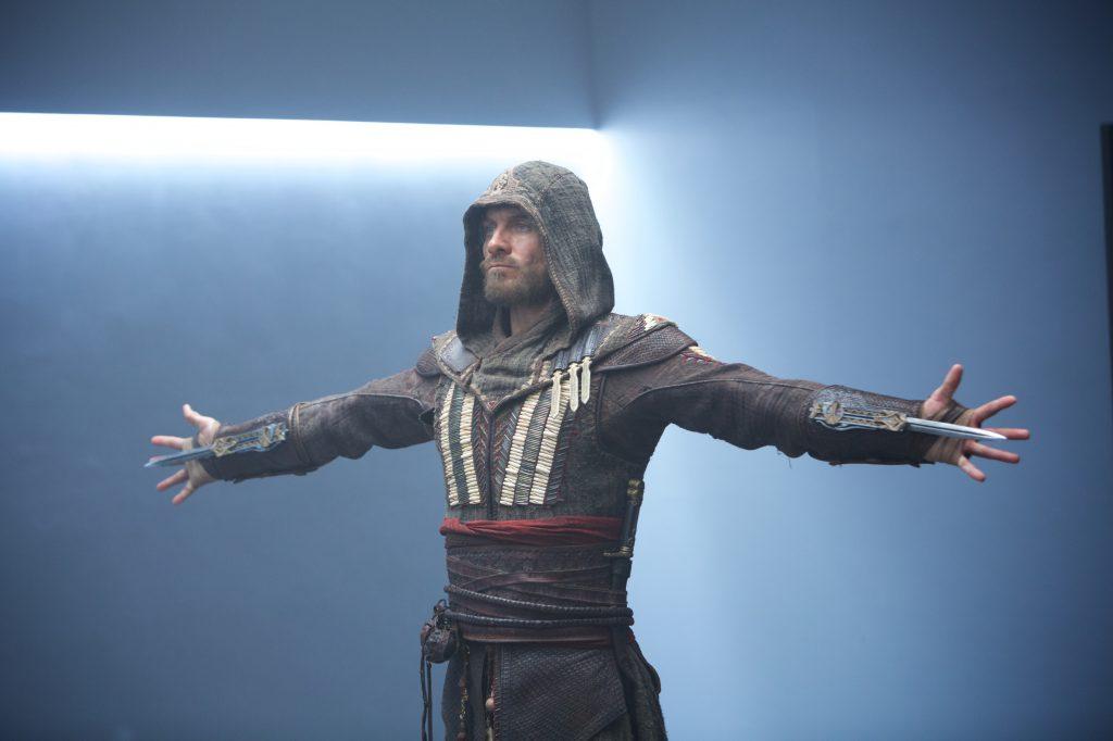 Assassin's Creed 4K UHD Blu-ray Review Szene 5