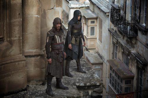 Assassin's Creed 4K UHD Blu-ray Review Szene 7