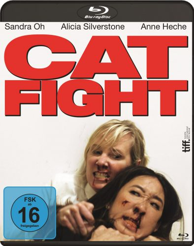 Catfight Blu-ray Review Cover