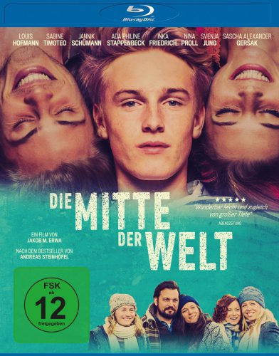 Die Mitte der Welt Blu-ray Review Cover