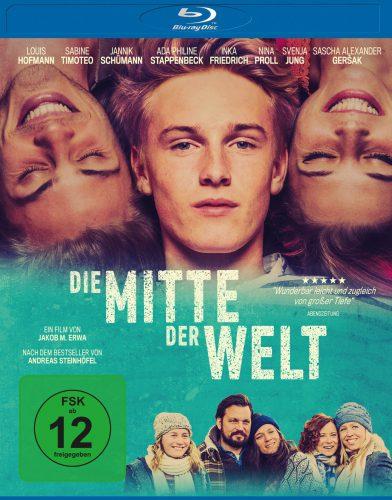 Die Mitte der Welt Blu-ray Review Cover