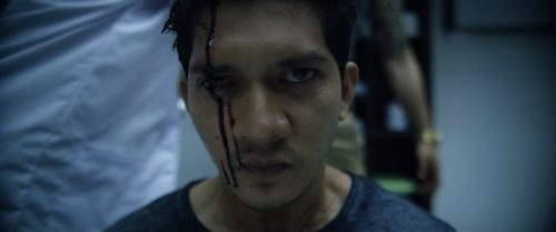 Headshot Blu-ray Review Szene 1