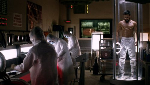 Humanoid - Der letzte Kampf der Menschheit Blu-ray Review Szene 3