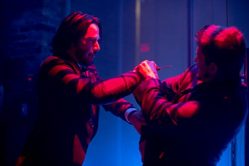 John Wick - Rache kennt keine Gnade 4K UHD Blu-ray Review Szene 6