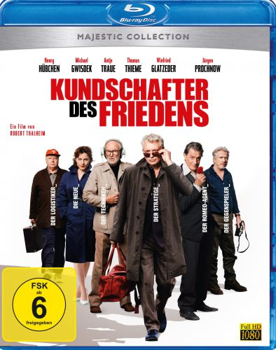Kundschafter des Friedens Blu-ray Review Cover