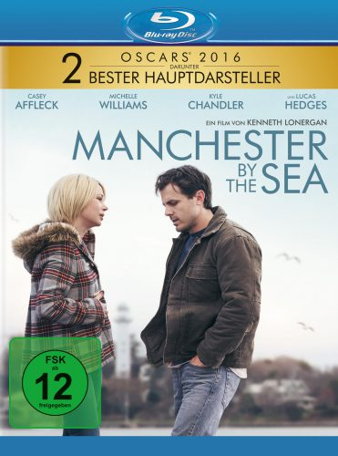 Manchester by the Sea Blu-ray Review Cover