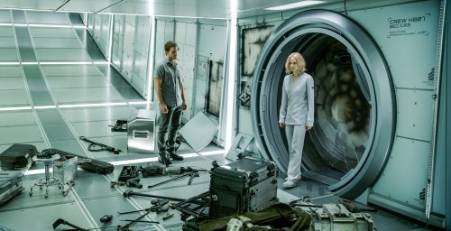 Passengers 4K UHD Blu-ray Review Szene 1