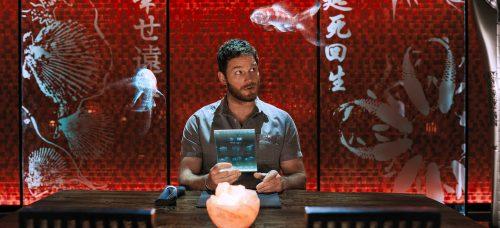 Passengers 4K UHD Blu-ray Review Szene 2