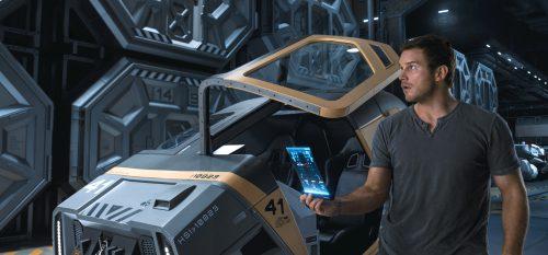 Passengers 4K UHD Blu-ray Review Szene 3