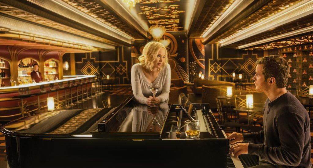 Passengers 4K UHD Blu-ray Review Szene 5