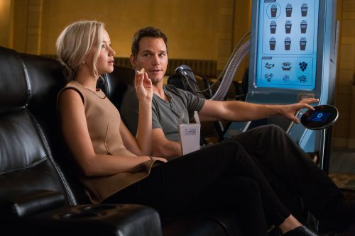 Passengers 4K UHD Blu-ray Review Szene 6