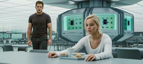 Passengers 4K UHD Blu-ray Review Szene 9