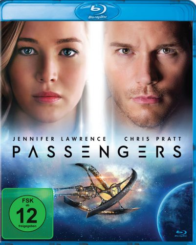 Passengers Blu-ray Review Cover