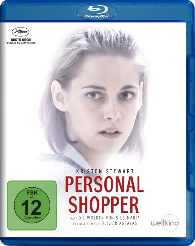 Personal Shopper Blu-ray Review Cover