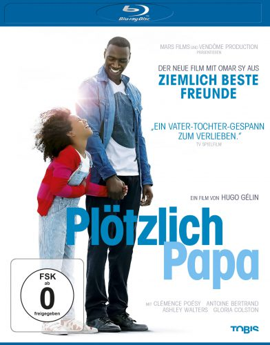 Plötzlich Papa Blu-ray Review Cover