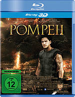 Pompeii 3D Blu-ray Review Cover