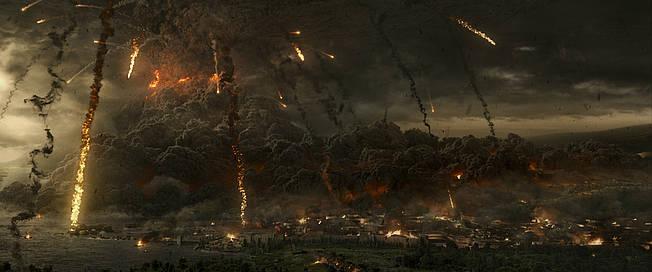 Pompeii 3D Blu-ray Review Szene 3