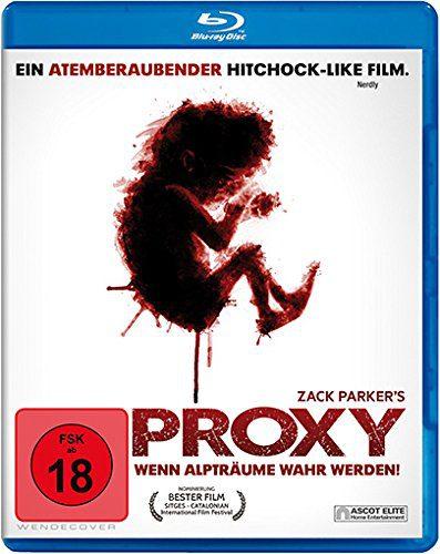 Proxy - Wenn Alpträume wahr werden! Blu-ray Review Cover