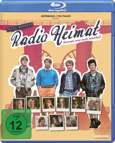 Radio Heimat – Damals war auch scheiße Blu-ray Review Cover