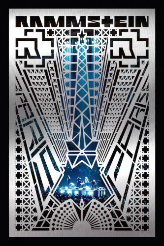 Rammstein Paris Blu-ray Review Cover