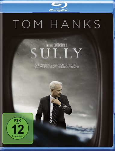 Sully Blu-ray Review Cover