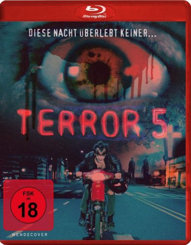 Terror 5 Blu-ray Review Cover