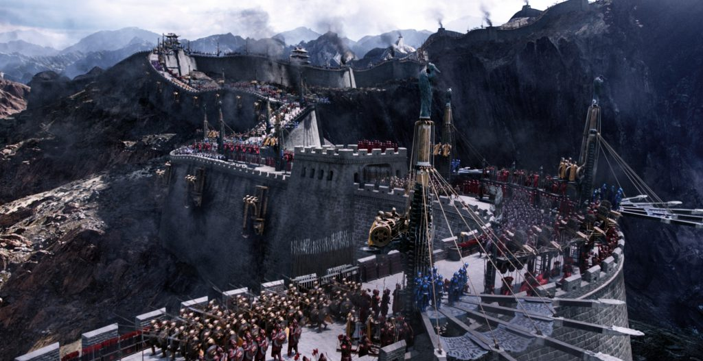 The Great Wall 4K UHD Blu-ray Review Szene 5