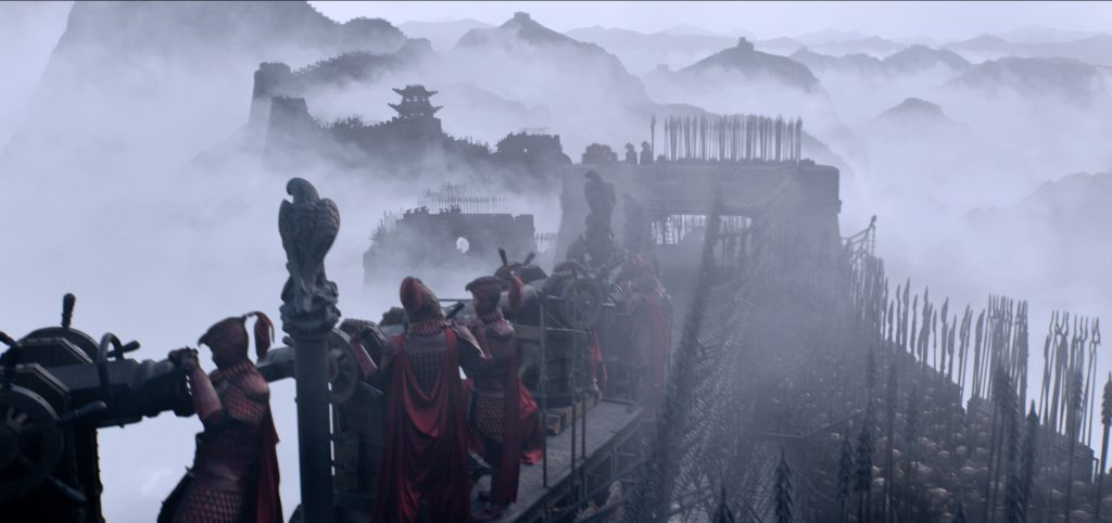 The Great Wall 4K UHD Blu-ray Review Szene 8