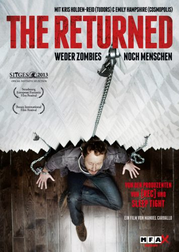 The Returned - Weder Zombies noch Menschen Blu-ray Review Cover