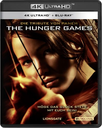 Tribute von Panem - Hunger Games 4K UHD Blu-ray Review Cover